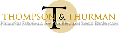 Thompson & Thurman - financial solutions for families and small businesses